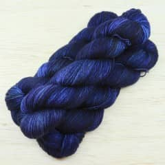 Dream - Smooshy with Cashmere - Bear Down Blue