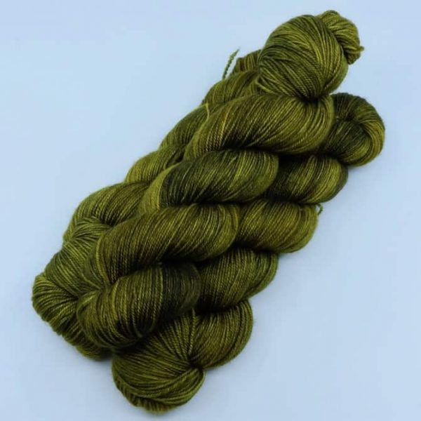 Dream - Smooshy with Cashmere - Scorched Lime