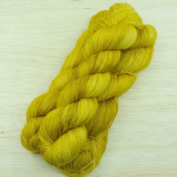 Dream - Smooshy with Cashmere - Amber Glass