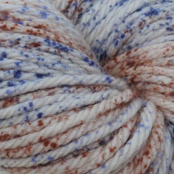 220 Superwash Aran Splatter - 09 - Dried Flowers