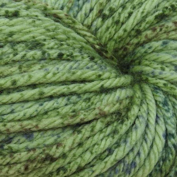 220 Superwash Aran Splatter - 12 - Forest Glade