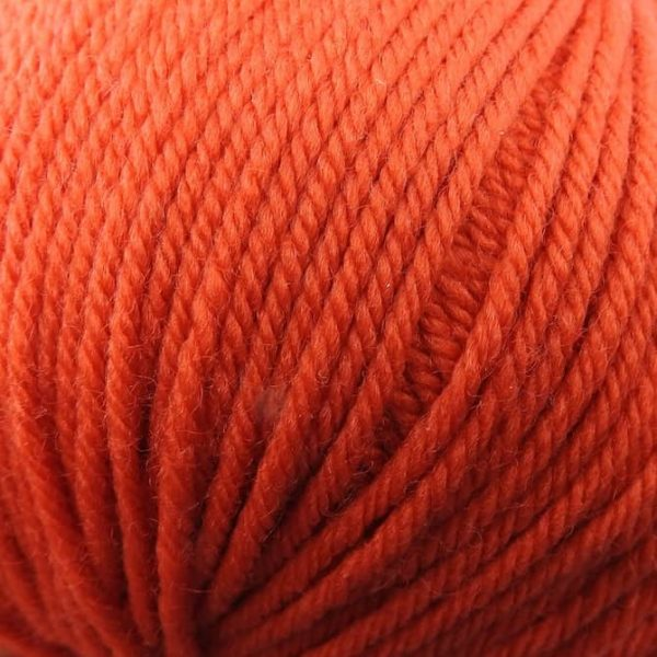220 Superwash Worsted - 0808 - Sunset Orange