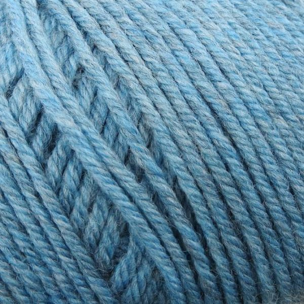 220 Superwash Worsted - 1910 - Summer Sky Heather