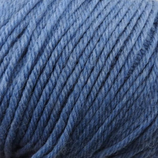 220 Superwash Worsted - 1944 - Westpoint Blue Heather