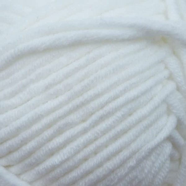 Babe Softcotton Chunky - 009 - Pure White