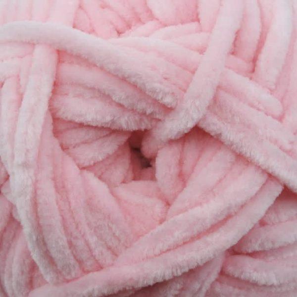 Bella Chenille Solids - 108 - Sugar Plum