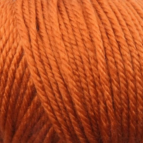 Cozy Soft Chunky - 211 - Carrot Orange Bull