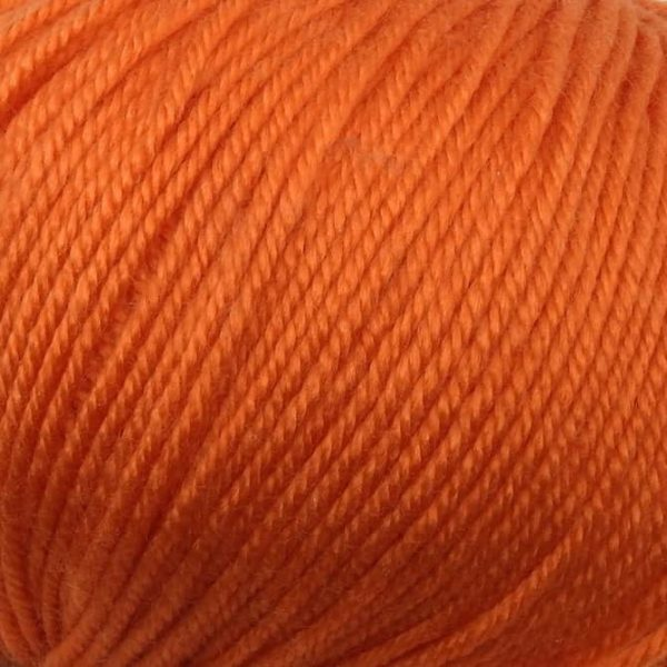 Cozy Soft Solid - 25 - Tangerine