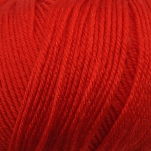 Cozy Soft Solid - 20 - Bright Red