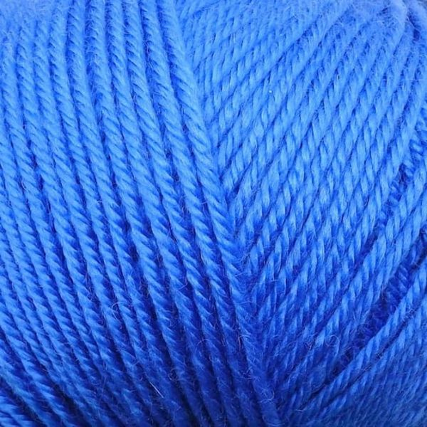 Cozy Soft Solid - 11 - Bright Blue