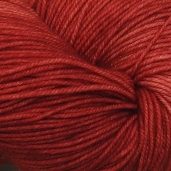 Malabrigo Sock - 611 - Ravelry Red