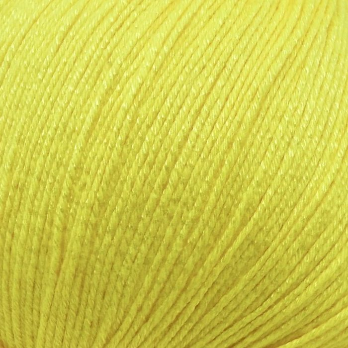 Bamboo Pop Solid - 113 - Sunny