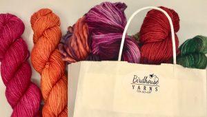 Birdhouse Yarns Tucson Arizona Dream in Color