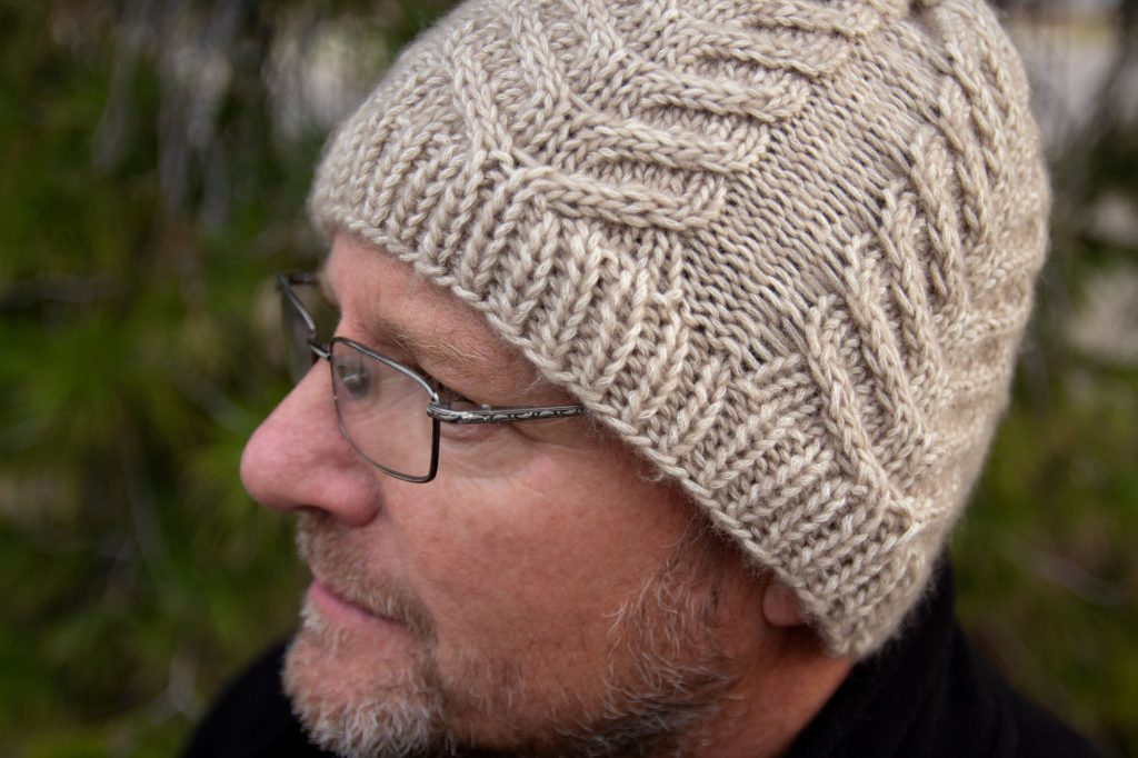Antler Hat by Tin Can Knits