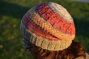 Nancy Bates Grand Canyon hat