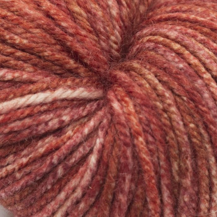 220 Superwash Worsted Effects - 13 - Lava