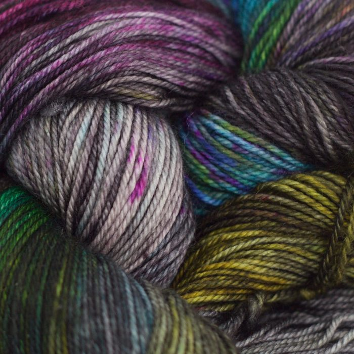 Dream - Smooshy with Cashmere - Charcoal Prismatic