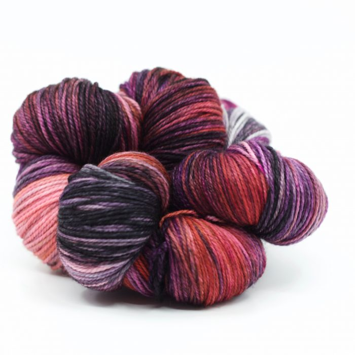 Dream - Smooshy with Cashmere - February Sock