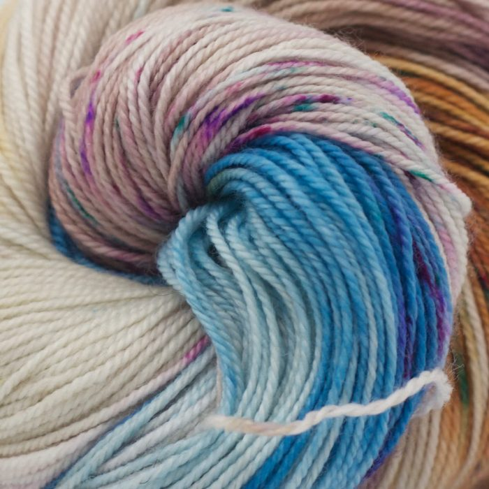 Dream - Smooshy with Cashmere - 2019 April Sock