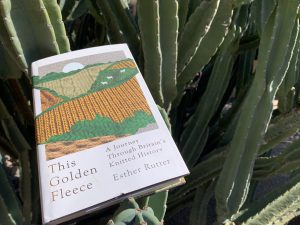 This Golden Fleece book on cactus