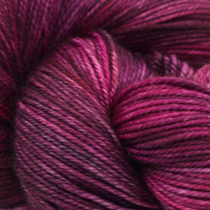 Dream - Smooshy with Cashmere - Wineberry